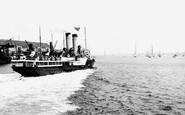 Southampton, The Queen 1908