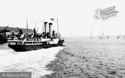 Southampton, The Queen 1908