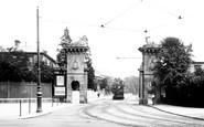 Southampton, The Stag Gates 1908
