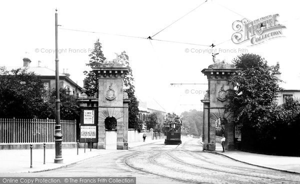 Southampton, the Stag Gates 1908