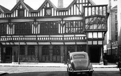 Tudor House 1959, Southampton