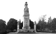 Southampton, War Memorial 1924