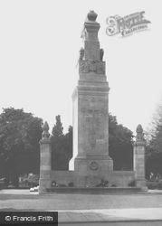 War Memorial 1924, Southampton