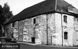 Wool House 1959, Southampton