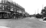 Southbourne, Belle Vue Road c1955
