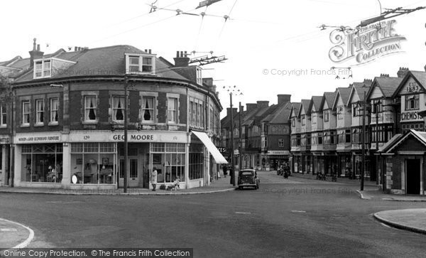 Photo of Southbourne, c.1955