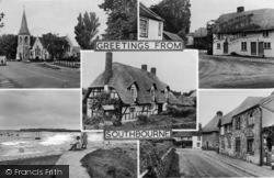 Southbourne, Composite c.1955