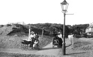 Southbourne, Fisherman's Walk 1913