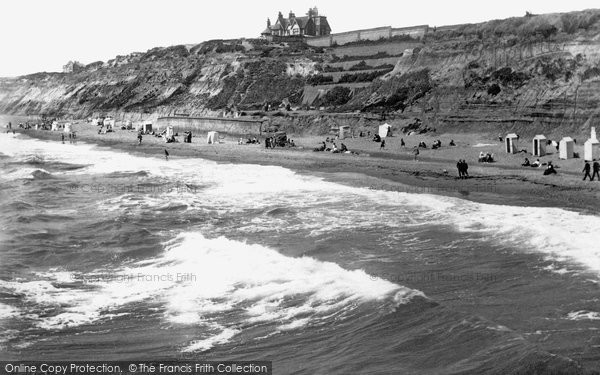 Photo of Southbourne, From The Pier 1908
