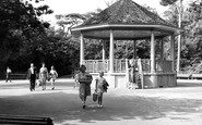 Southbourne, Gardens, Fisherman's Walk c1955