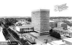 Southend-on-Sea, Civic Centre c.1967