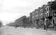 Southend-On-Sea, Clifton Terrace 1898