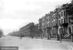 Southend-On-Sea, Clifton Terrace