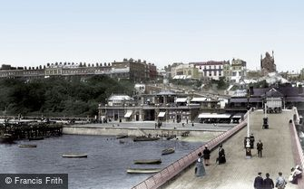 Southend-on-Sea, from the Pier 1898