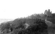 Southend-On-Sea, on the Cliffs 1891