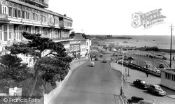 Southend-on-Sea, Pier Hill c.1960