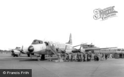Southend-on-Sea, The Airport c.1966