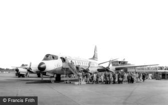 Southend-on-Sea, the Airport c1966