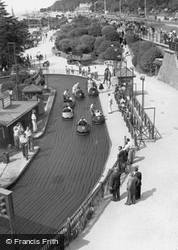 Southend-on-Sea, The Amusement Park 1947