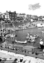 Southend-on-Sea, The Boating Lake c.1947