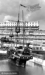 Southend-on-Sea, The Golden Hind c.1960