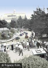 Southend-on-Sea, the Miniature Race Track 1947