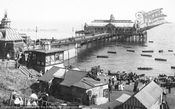 Southend-on-Sea © Copyright The Francis Frith Collection 2005. http://www.francisfrith.com
