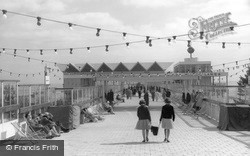 Southend-on-Sea, The Pier c.1962