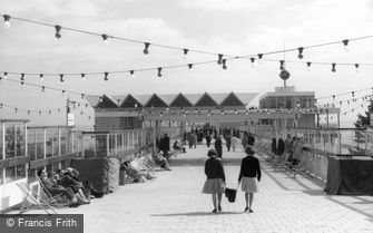 Southend-on-Sea, the Pier c1962