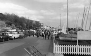 Southend-on-Sea, the Promenade c1960