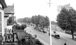 Southend-on-Sea, Westcliff c.1955