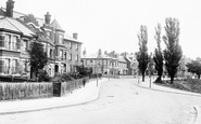 Southend-On-Sea, Westcliff Parade 1898