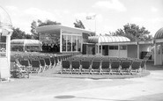 Southend-on-Sea, Westcliff Parade Band Stage c1955