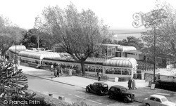 Southend-on-Sea, Westcliff Parade c.1955