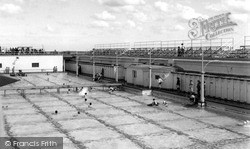 Southend-on-Sea, Westcliff Pool c.1955