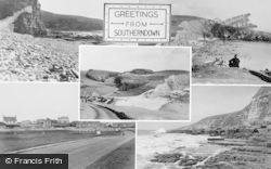 Composite c.1950, Southerndown