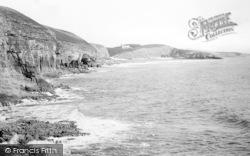 Dunraven Bay 1901, Southerndown