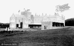 Dunraven Castle 1901, Southerndown