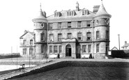 Southerndown, Dunraven Hotel 1901