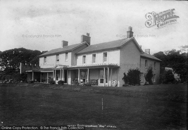 Photo of Southerndown, Slon 1901