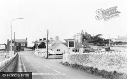 The Three Golden Cups c.1960, Southerndown