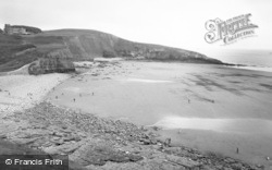 Witches Point c.1960, Southerndown