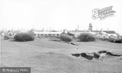 Southerness, Miniature Golf Course c.1955