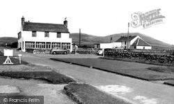 Southerness, The Paul Jones Hotel c.1955