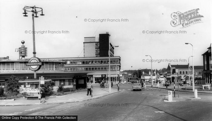 Photo of Southgate, The Circus c.1965
