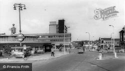 The Circus c.1965, Southgate