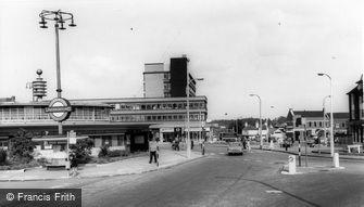 Southgate, the Circus c1965