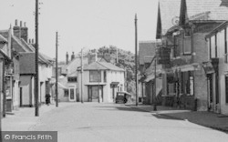 Southminster, High Street c.1955