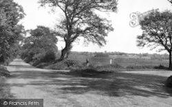 Lunendales Corner c.1955, Southminster
