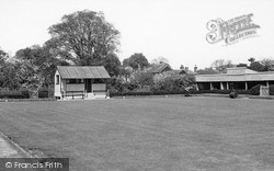 Southminster, The Bowling Green c.1955